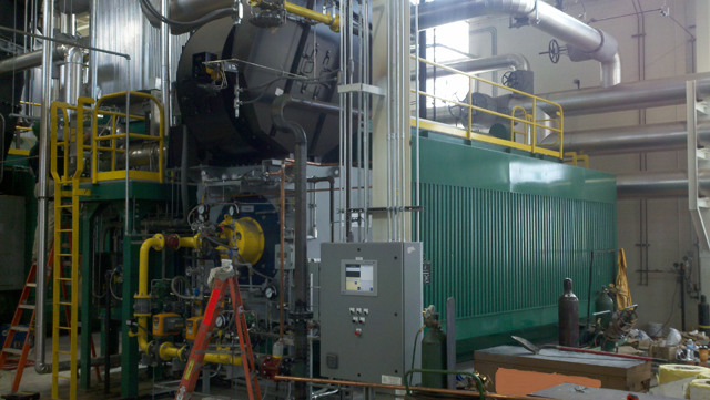 Mccain Engineering Babcock Amp Wilcox Watertube Boilers