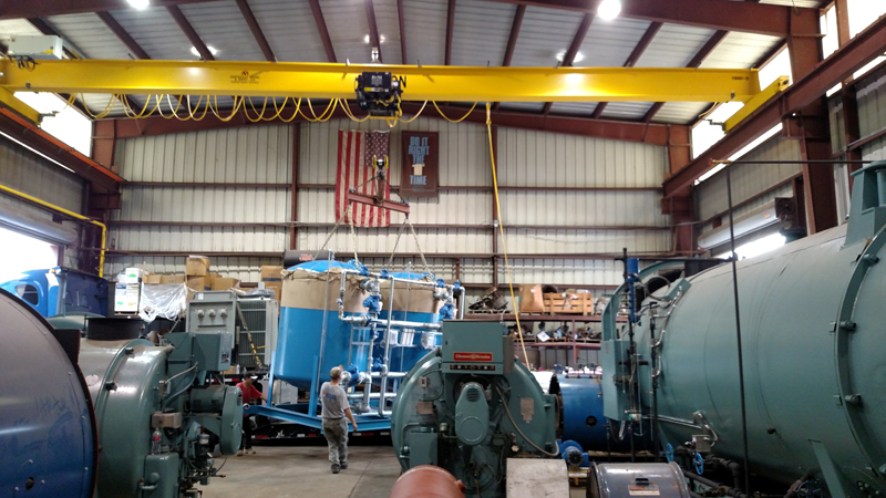 Mccain Engineering Boiler Support And Plant Equipment